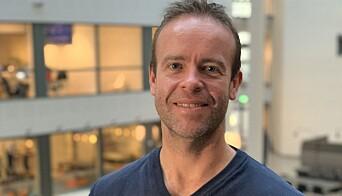 Kommersiell direktør i helsehuset Sterk, Atle Arntzen.