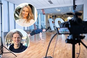 «Boom» i digitale treningsbedrifter