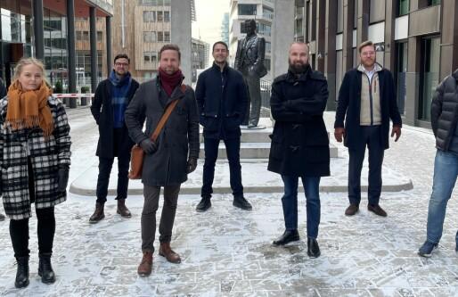 Norsk proptech-rakett sluker AI-startup og vurderer børsnotering