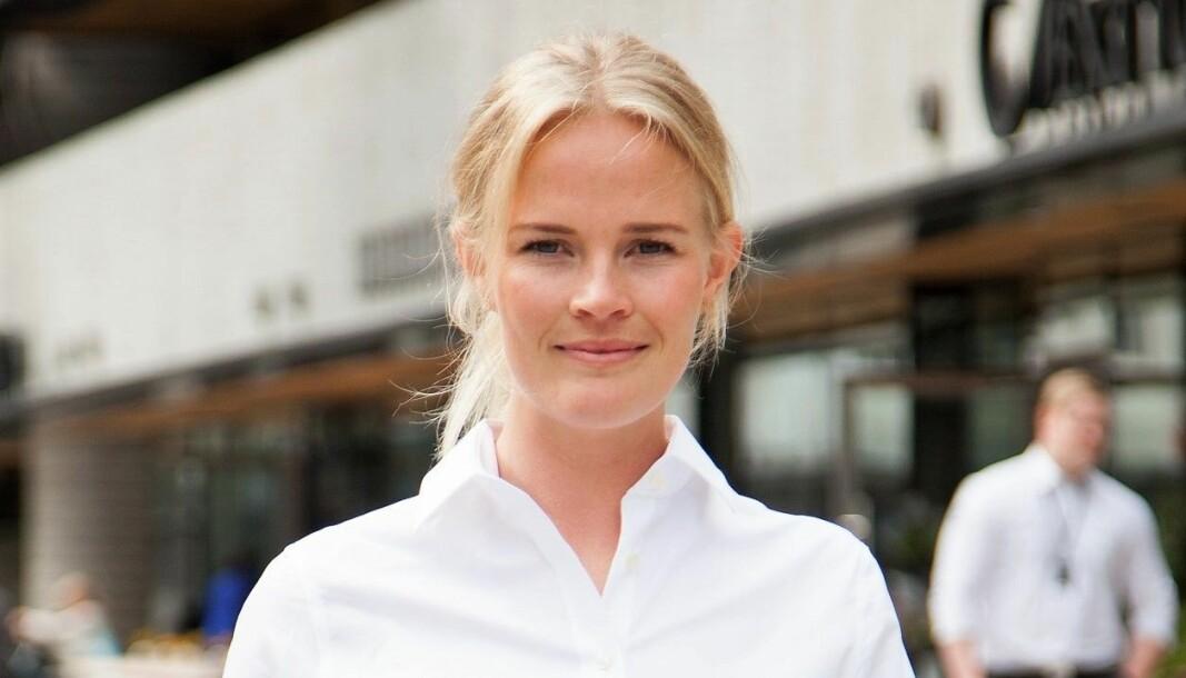 Investeringsansvarlig i Arkwright X, Mathilde Tuv Kverneland.