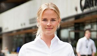 Investeringsansvarlig i Arkwright X, Mathilde Tuv Kverneland