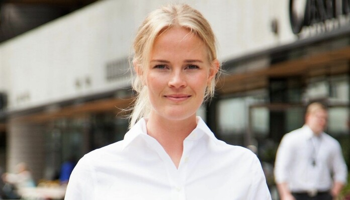 Mathilde Tuv Kverneland i Arkwright X