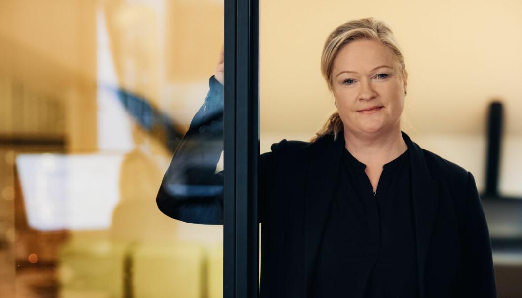 Kommunikasjonsdirektør Janne Stang Dahl i Datatilsynet.