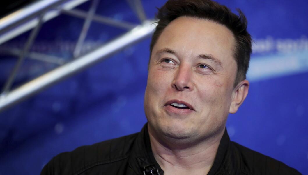 Tesla-gründer Elon Musk.