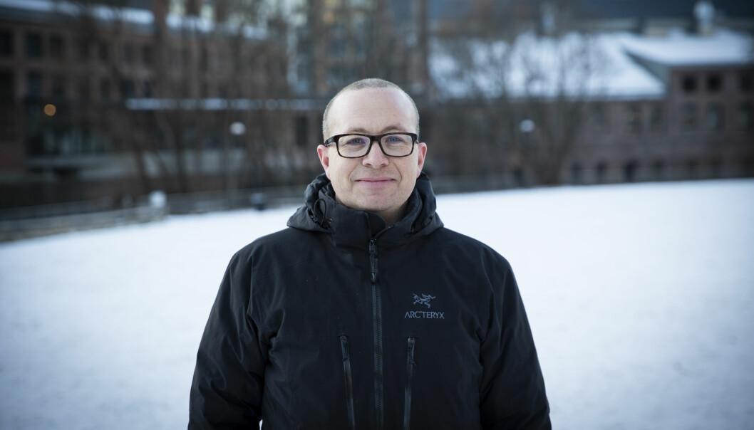 Thomas Sørbø takker for seg i Xeneta.