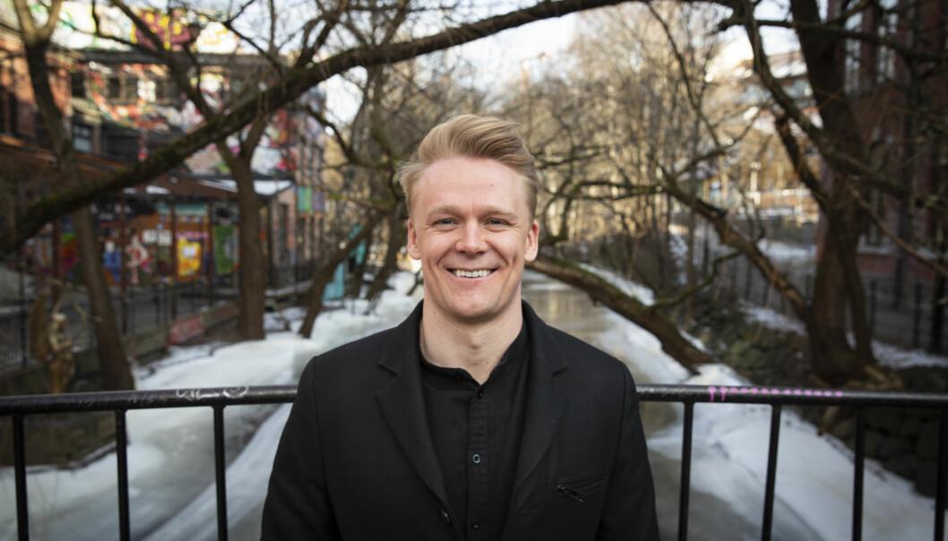 Didrik Dimmen blir ny sjef i Auk Eco.