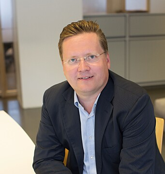 Per Olav Nyborg, daglig leder i Traq.
