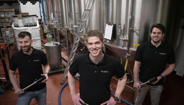 Magnus Valmot blir øl-tech-topp: Nå skal Plaato kapre bryggeriene