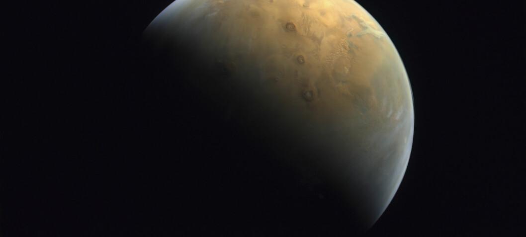 Torsdag lander norsk teknologi på Mars
