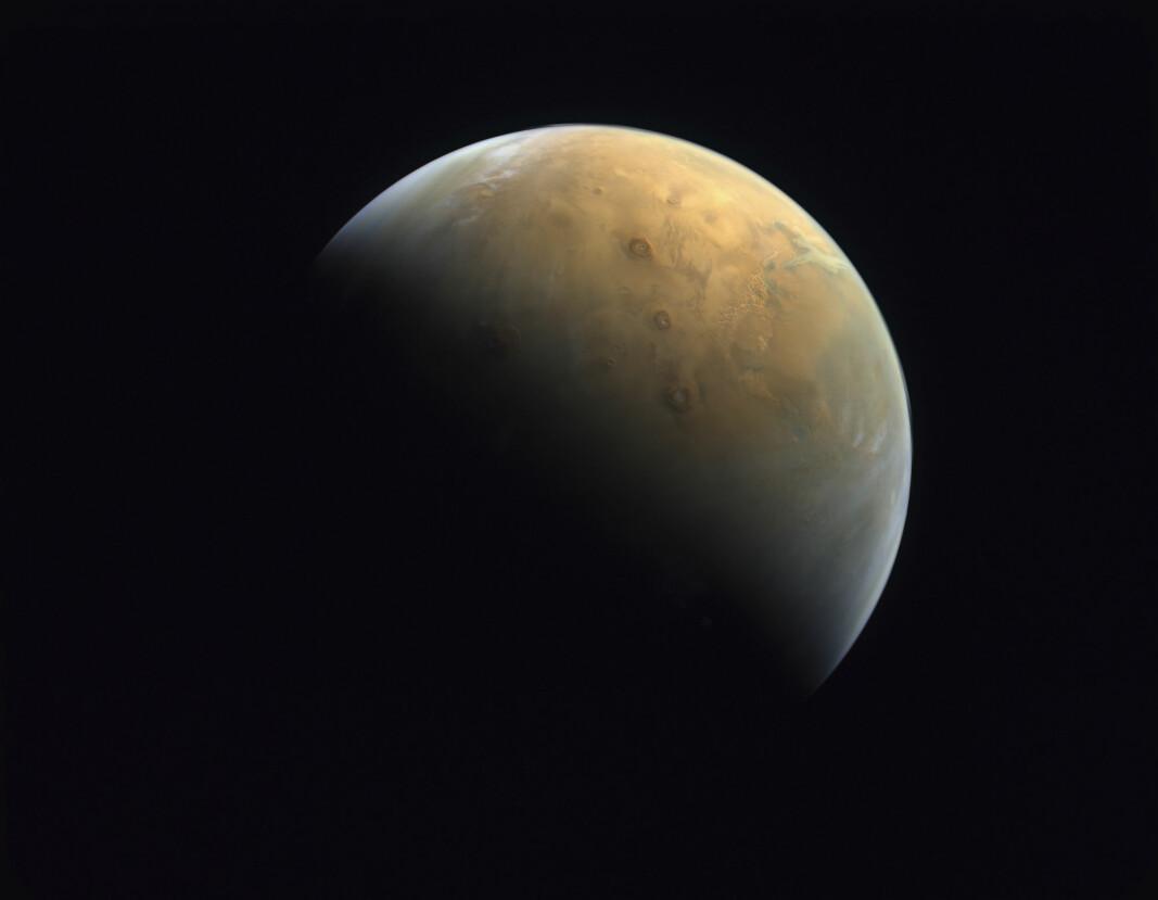 Denne uken lander norsk teknologi på Mars, målet med Nasa-ekspedisjonen er å lete etter spor av tidligere liv.