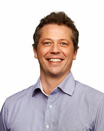 Kommunikasjonsdirektør Thomas Skjennald i Felleskjøpet.