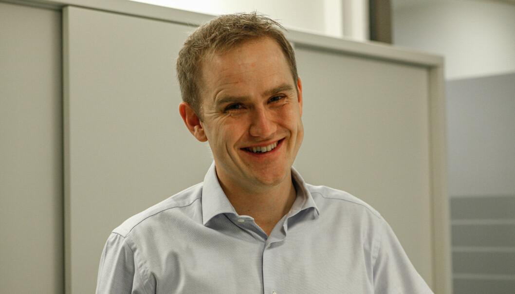 Geir Atle Bore, daglig leder i Fundingpartner.