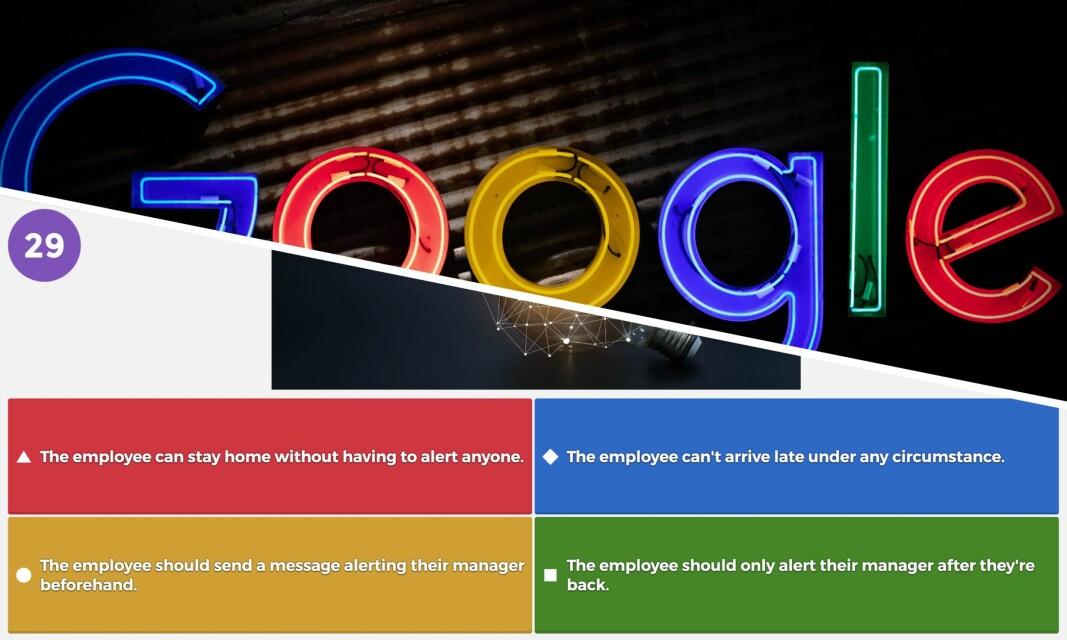 Google og Kahoot forener krefter.