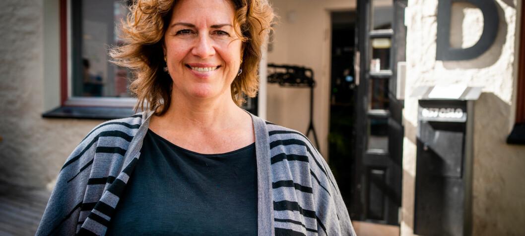 Anniken Fjelberg slipper rattet i 657 Oslo: Det er første gang jeg gjør noe helt alene