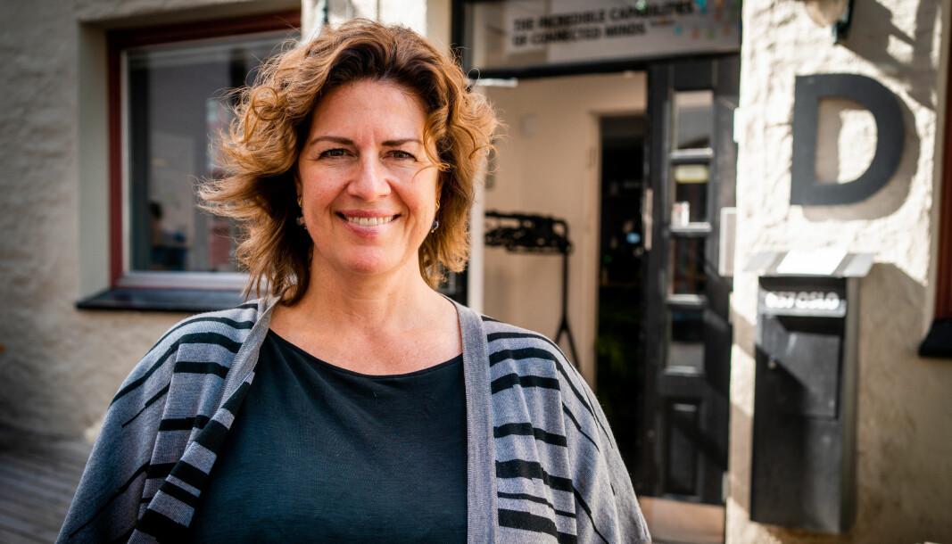 Anniken Fjelberg fortsetter som styreleder i 657 Oslo, men gir seg i den daglige driften, for å starte selskapet Identio.