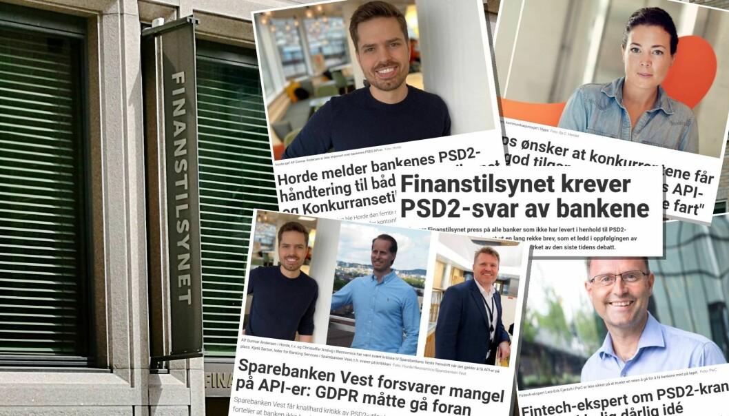I november hadde fintech-selskapene gått lei av bankens etterlevelse av PSD2-direktivet og gikk til frontalangrep. Denne gangen ser det ut til at det er Den europeiske banktilsynsmyndigheten EBA som har fått nok.