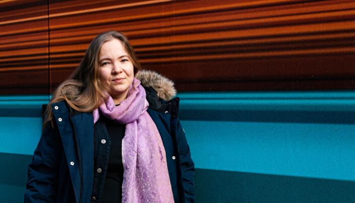 Lendonomy skal tjene penger på to måter: Avgifter og reklameinntekter forteller gründer Anzhelika Osmanova.