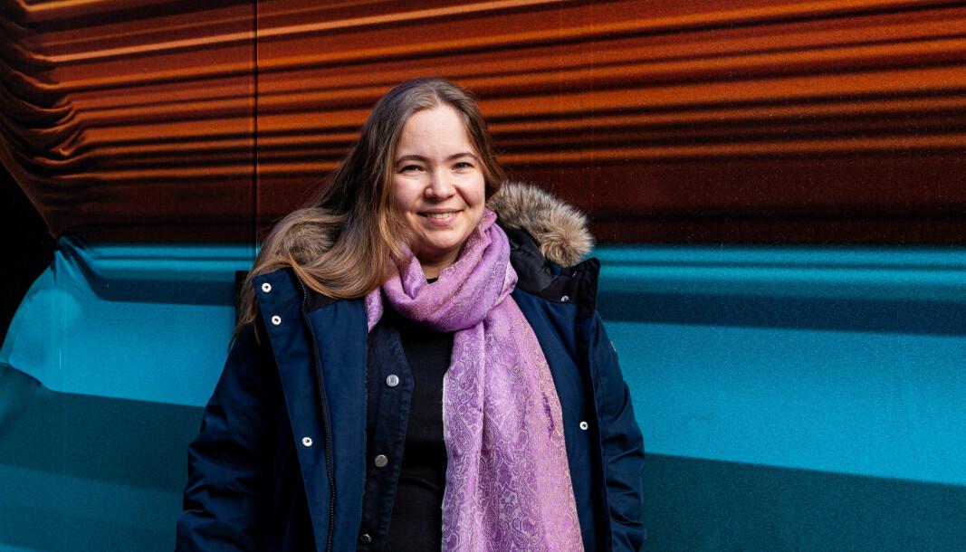 Lendonomy-gründer Anzhelika Osmanova henter penger via det det britiske folkefinansieringsselskapet Seedrs.