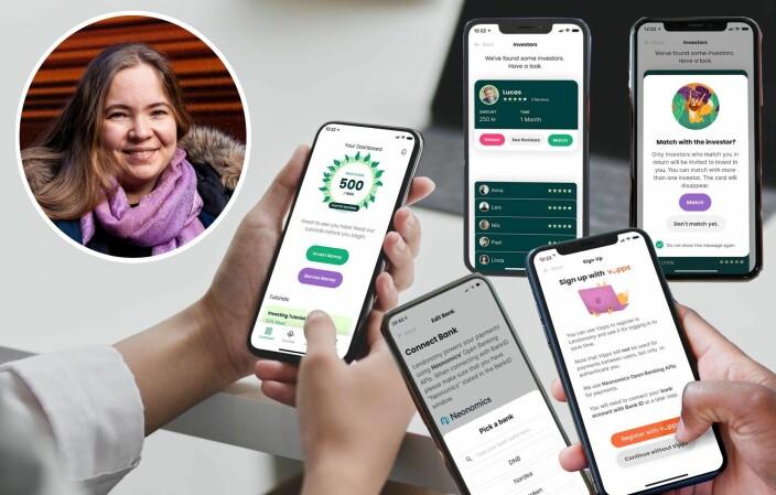 Slik skal Lendonomy vinne kampen om de unge kredittkundene: Bygger «sosialt nettverk» for mikrolån