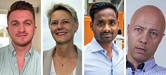 Seks norske deltakere i startup-programmet til Mastercard