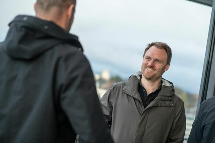 Investeringssjef i Norselab, Yngve Tvedt.