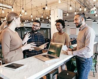 Telia Startup: Et mentorprogram for gründere som våger å utfordre