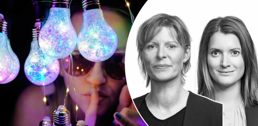 Advokatene Lise Gigernes og Jenny Sveen Hovda i Bull & Co advarer startups om det nye regelverket for forretningshemmeligheter.