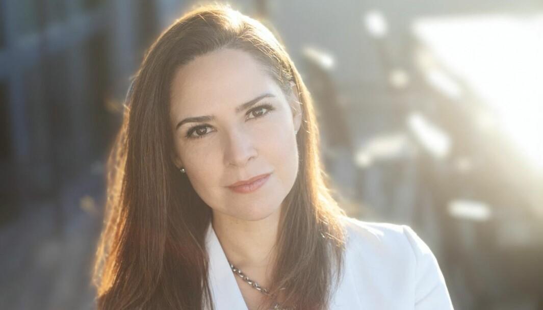 Managin director i Astia Angels, Angela Holter