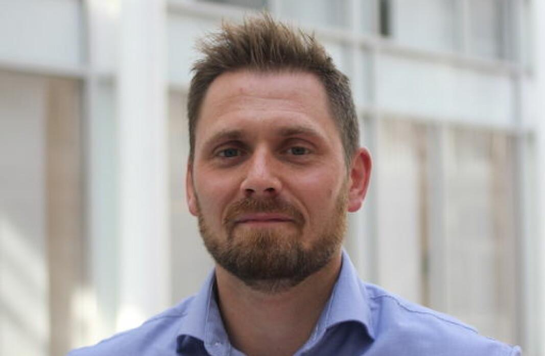 Erik Bakstad er medgründer og daglig leder i Ardoq.