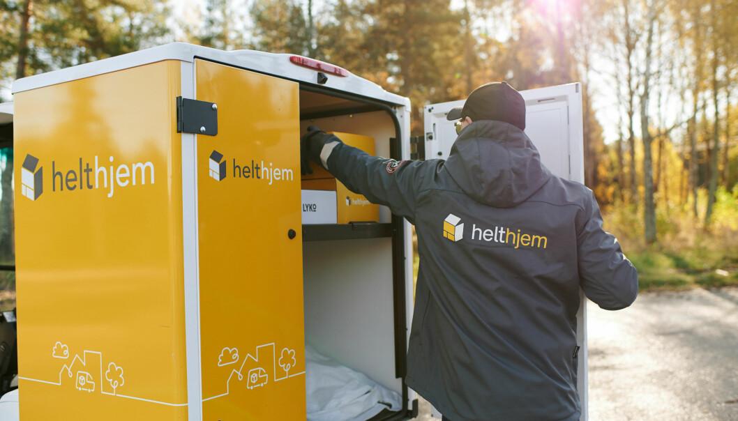 Teknologileverandøren til Helthjem satser 16 millioner kroner på kunstig intelligens.