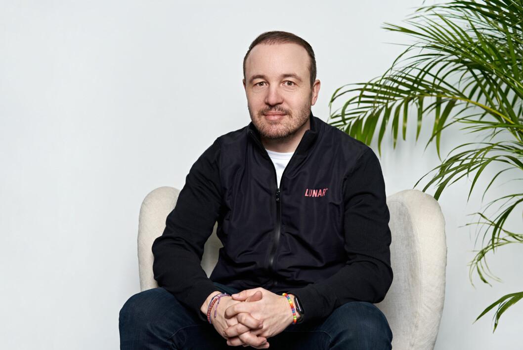 Lunar CEO Ken Villum Klausen