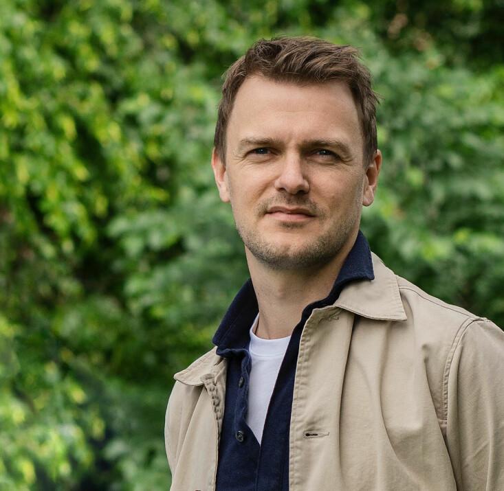 Mathias Hovet er medgründer av Heydays og medgründer og CPO i Wanda.