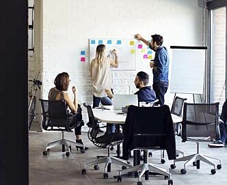 Telia Startup: 10 nyoppstartede bedrifter har fått plass i mentorprogrammet