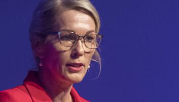Anita Krohn Traaseth er ikke overrasket over dårlig samarbeid mellom startups og etablerte
