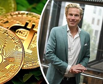 Christoffer Hernæs: «Kryptovaluta og digitale eiendeler har kommet for å bli»