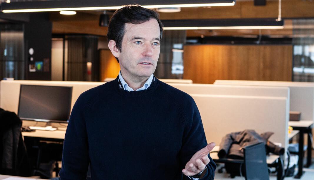 Trond Riiber Knudsen i TRK Group var allerede landets mest aktive engleinvestor. Nå har han doblet investeringstakten.