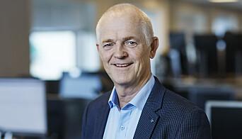 Øyvind Aass, adm. dir. i Sparebank 1 Utvikling