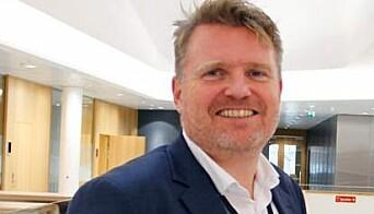 Kjetil Sørtun, leder for Banking Services i Sparebanken Vest