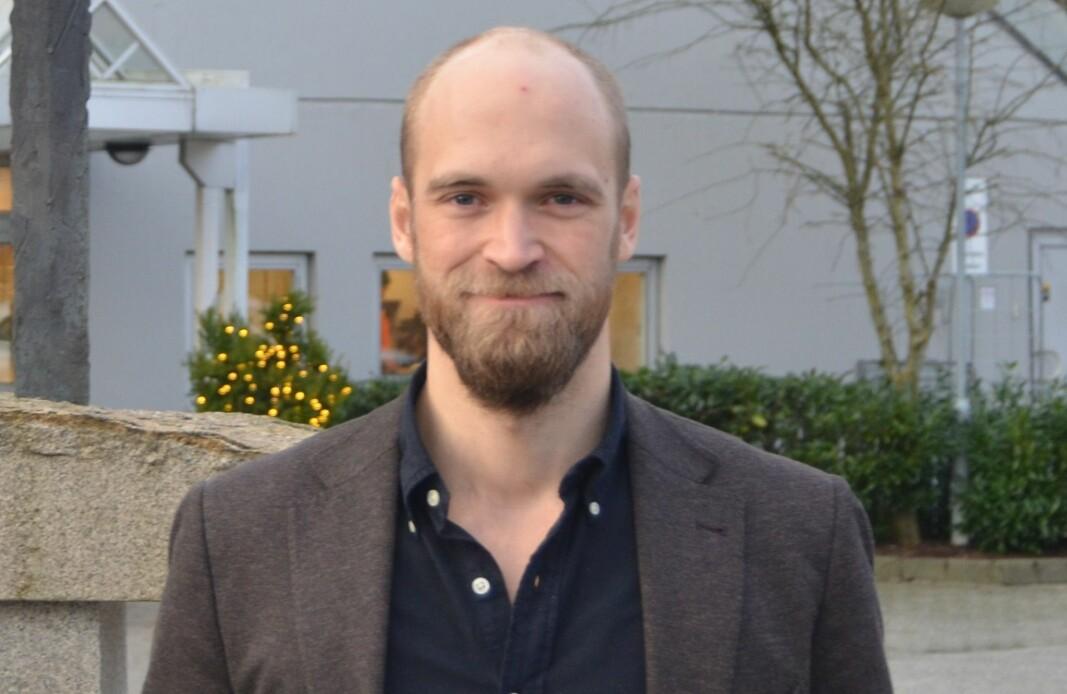 Forsker Ulf Jakob Aarsnes blir en del av Solgt.no-teamet.