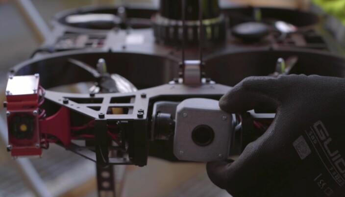 Scout Drone Inspection (ScoutDI) lager spesialiserte droner for industriell inspeksjon.