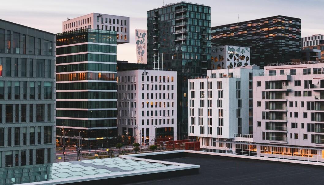 Oppstartsmiljøene i Oslo er i ferd med å skape en oppstartskultur, mener Siw Andersen i OBR.