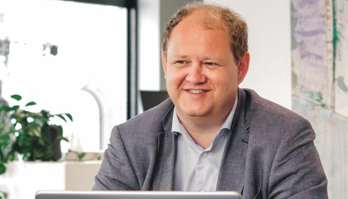 Erik Falk Hansen i Avantgarde Search frykter konsekvensen av manglende teknologikompetanse i oppstartsbedrifter.