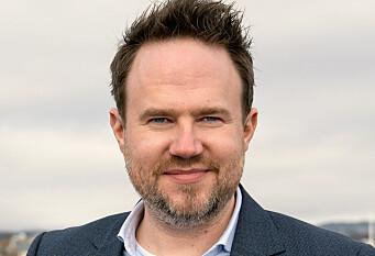 John Øyvind Kårikstad i Forte Digital tror utviklermangel kan gi mange startups trøbbel.