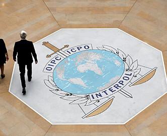 Mobilapp gir alle tilgang til Interpol-database