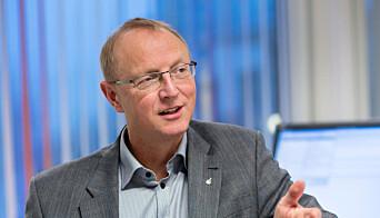 Avdelingsdirektør Bjørn Lillekjendlie i Patentstyret.