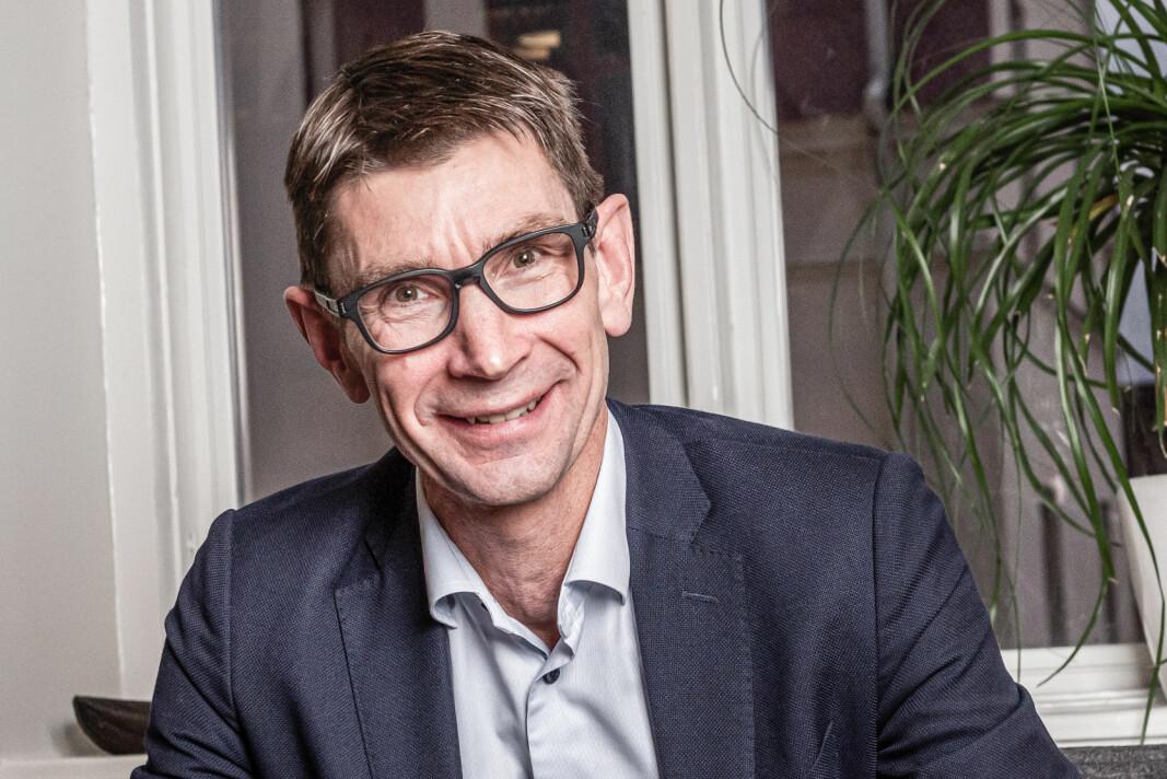 Finn Persson er partner i Spintop Ventures.