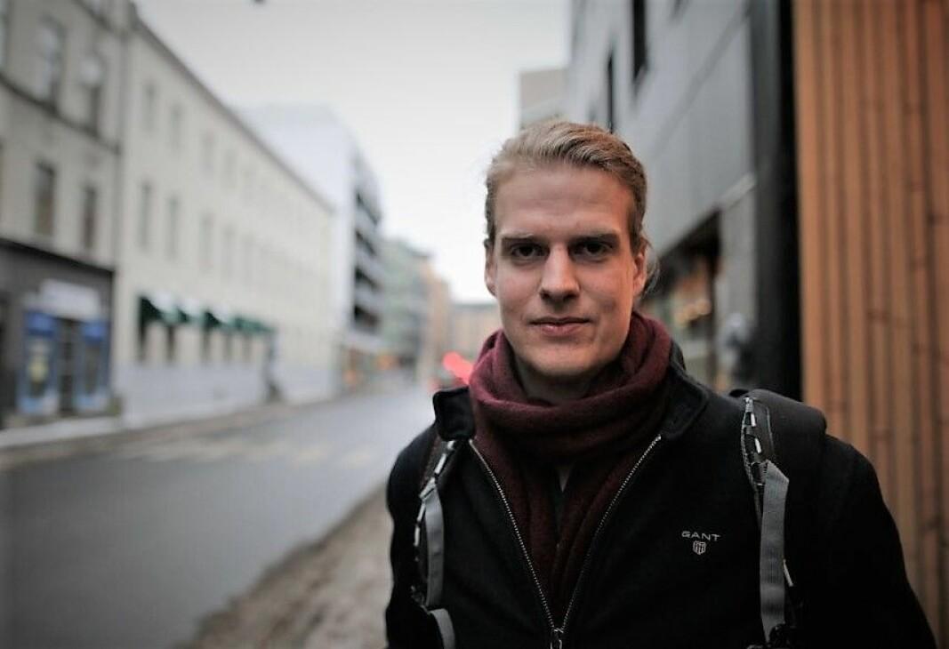 Bitcoin-ekspert og CEO i Arcane Crypto, Torbjørn Bull Jenssen.