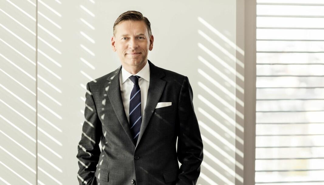 Raoul Grünthal har vært sentral i Schibsteds satsing på venture og startups.