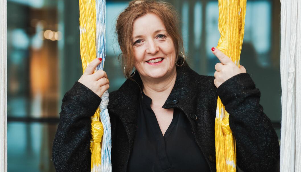 Gründer i iMAL, Regine Nagelhus fikk hjelp av Impact StartUp til å tenke strategi, og legge en plan for hvordan de kunne strukturere seg bedre.