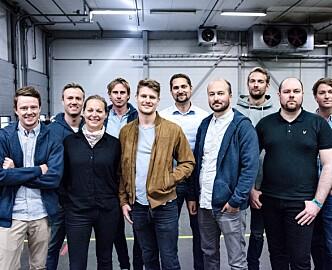 Softbank og Prosus investerer to milliarder kroner i Kolonial/Oda: Går inn i Finland og Tyskland
